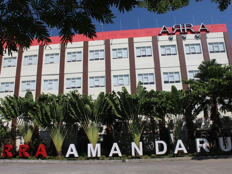 Hotel Arra Amandaru Hotel - Jl. Raya Cepu Randublatung Km.2 Desa Mulyorejo - Cepu