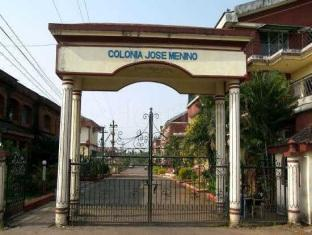 Colonia Jose Menino Resort South Goa - Entrance