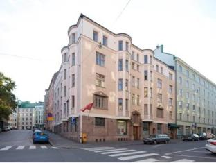 Hellsten Helsinki Parliament Hotel Helsinki - Exteriér hotelu