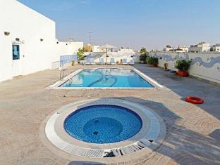 Jormand Hotel Apartments Dubaj - Basen