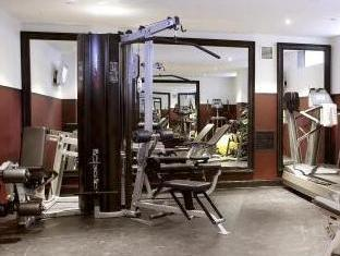 Hotel Des Indes The Hague The Hague - Fitness Room