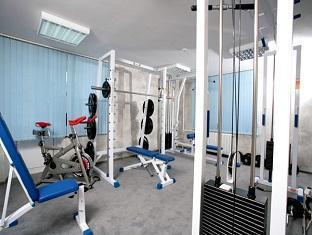 Maxima Slavia Hotel Moscow - Fitness Room