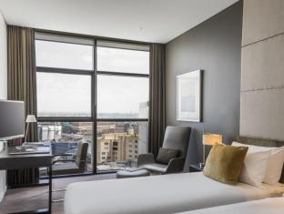 Fraser Suites Sydney Apartments Sydney - Studio Deluxe Bedroom with Twin Bedding