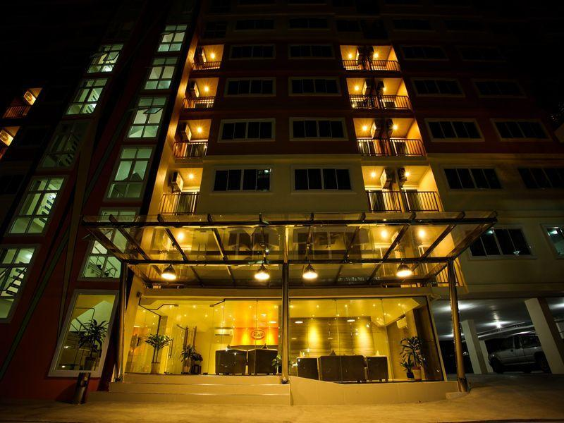 Patt Serviced Apartments - Chonburi