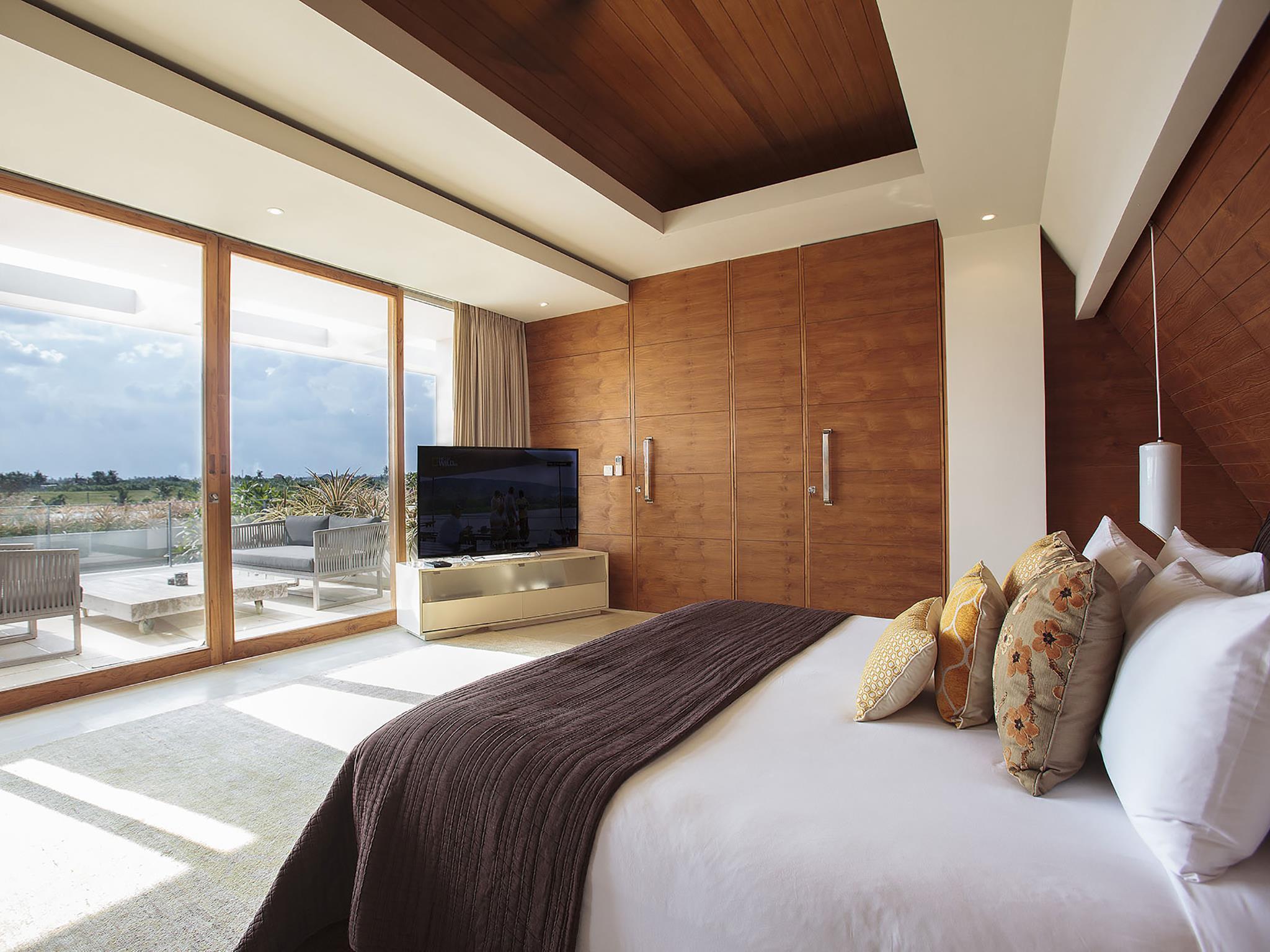 The Iman Villa - an elite haven