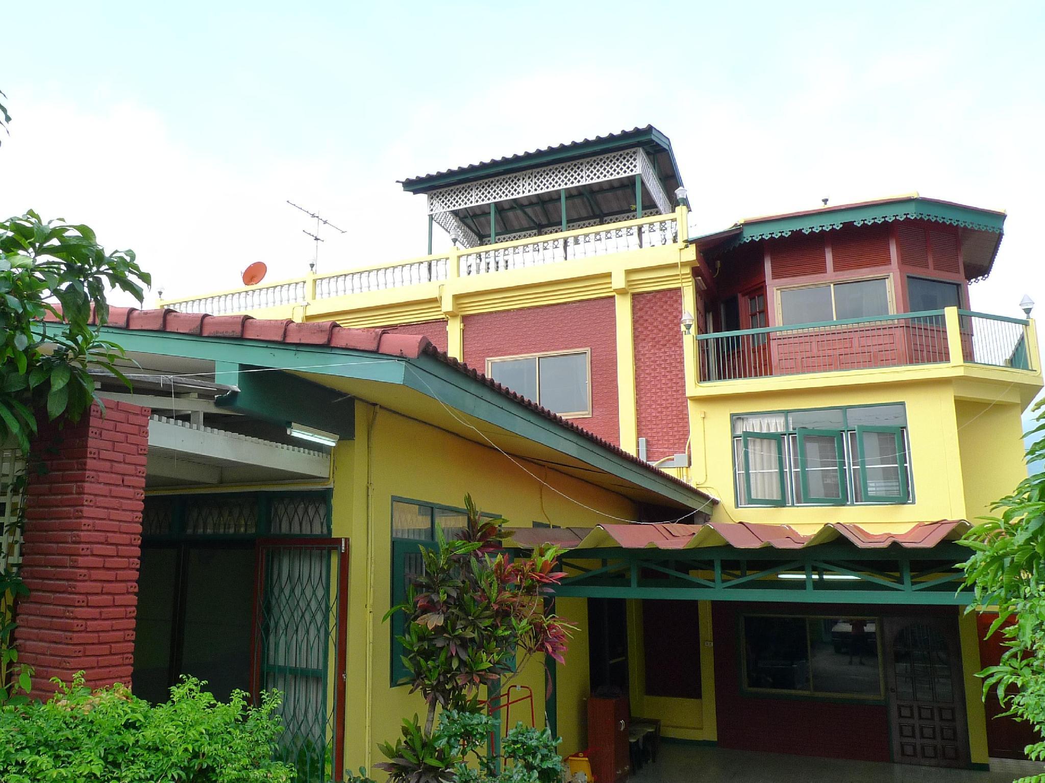 班卡维塔酒店,บ้านแก้วตา