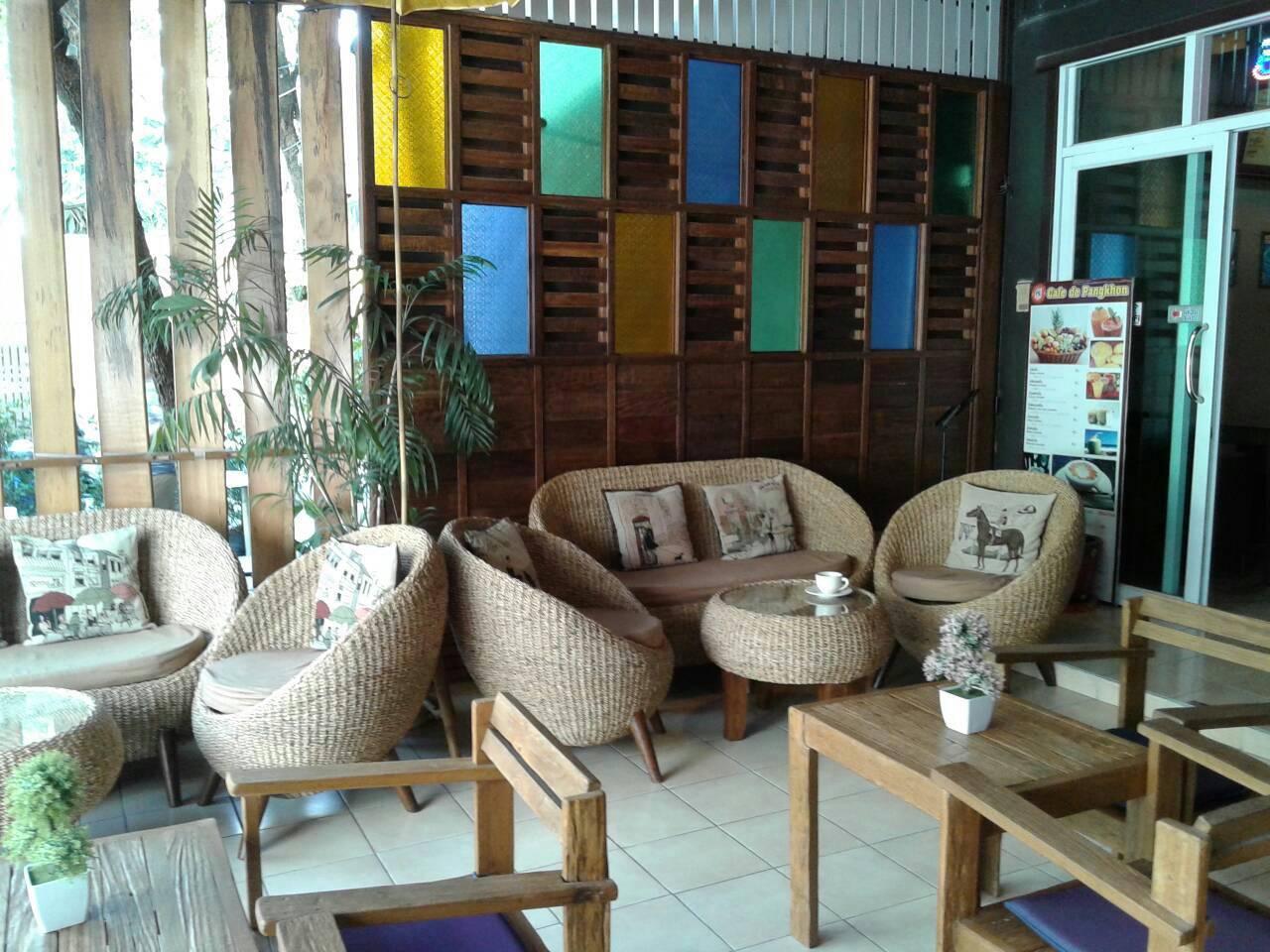 尼曼13巷班谷咖啡旅馆,คาเฟ่ เดอ ปางขอน แอท นิมมาน ซอย 13 เกสต์เฮาส์