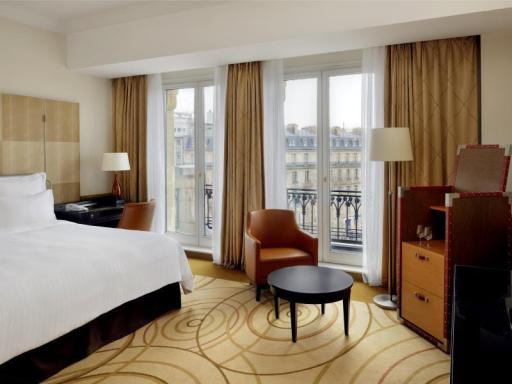 ➦  Marriott    (Ile-de-France) customer rating