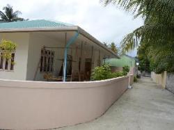 Maaz Inn Fenfushi Maldives Islands