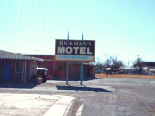 Hickmans Motel Aspermont
