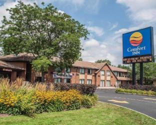 Comfort Inn Hotel Simcoe