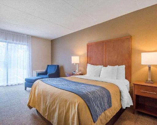 Comfort Inn PayPal Hotel Bathurst (NB)