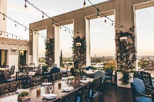 Interior Mondrian Los Angeles Hotel