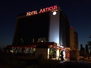 Rural accommodation at  Hotel Articus