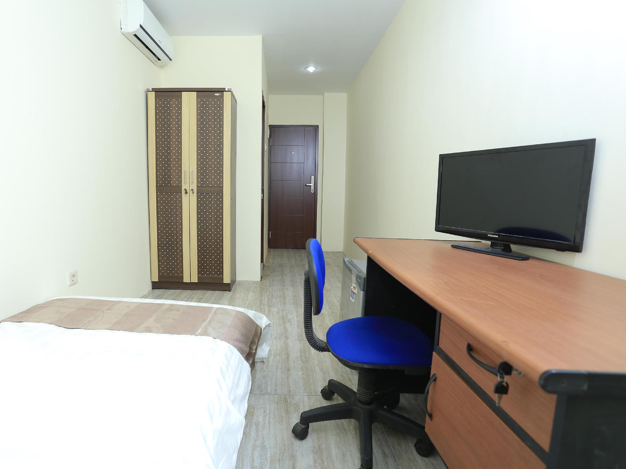 Hotel Siliwangi Residence - Jalan Jenderal Sudirman 187-189, Siliwangi Plaza F4-5 - Semarang