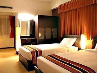 バイヨーク ブティック ホテル Baiyoke Boutique Hotel