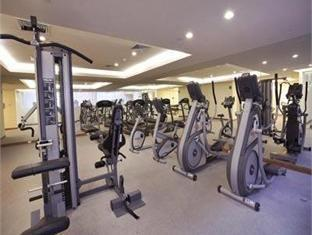 Camino Real Pedregal Hotel Mexico City - Fitness Room