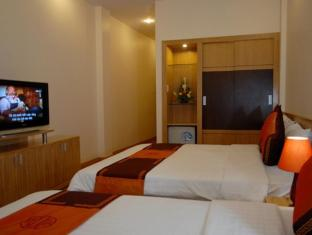 Rising Dragon Hotel Hanoi - Hotellihuone