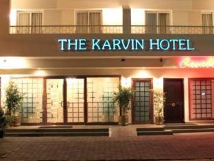 The Karvin Hotel Kairo - Hotellet udefra