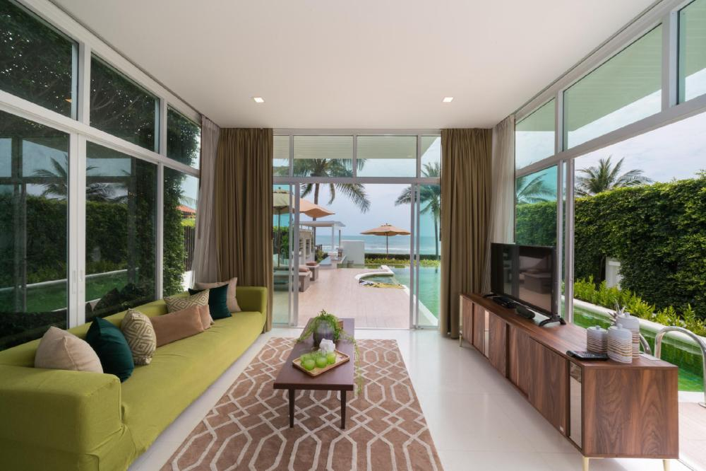X2 Hua Hin LeBayburi Pranburi Villa
