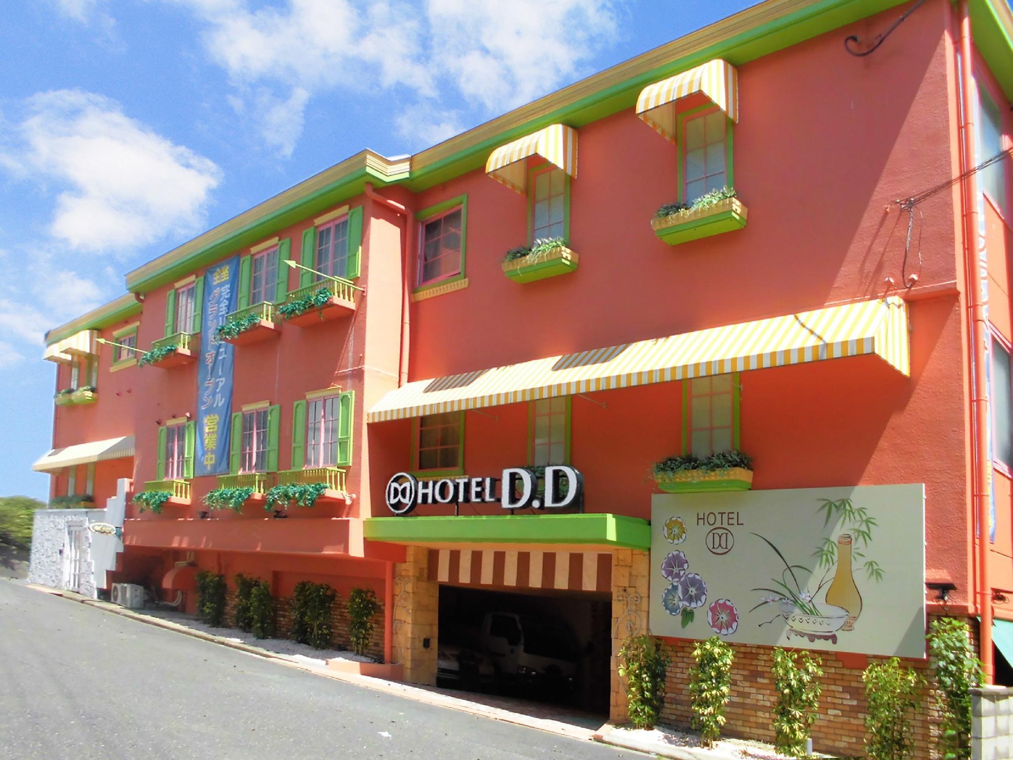 Hotel D.D Asuka Japan