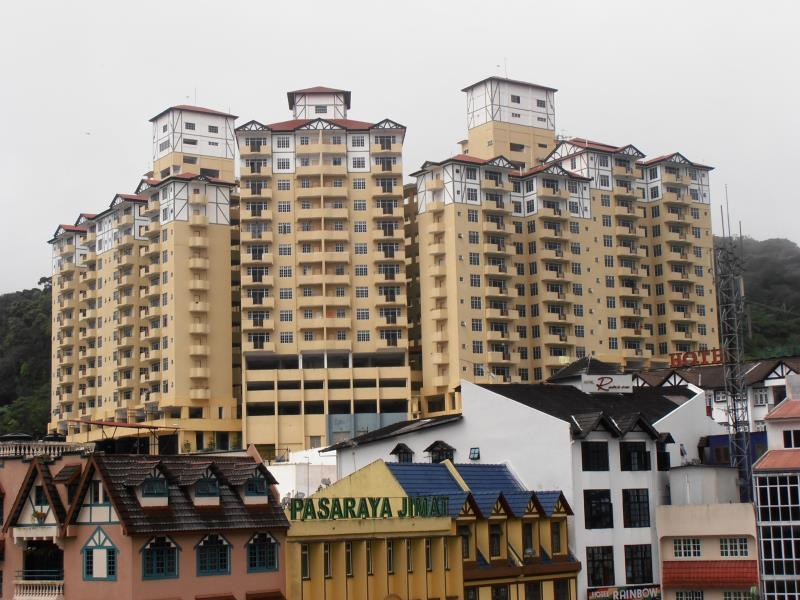 My Home Apartment @ Crown Imperial Court - Cameron Highlands
