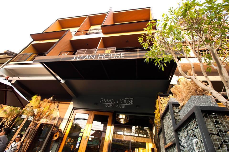 兰之家3号酒店,3 ล้าน เฮาส์ โฮเต็ล