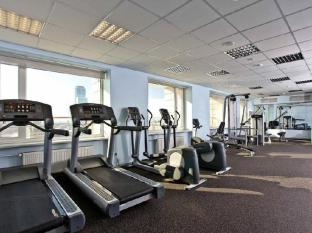Bega Hotel Moscow Moscow - Fitness Room