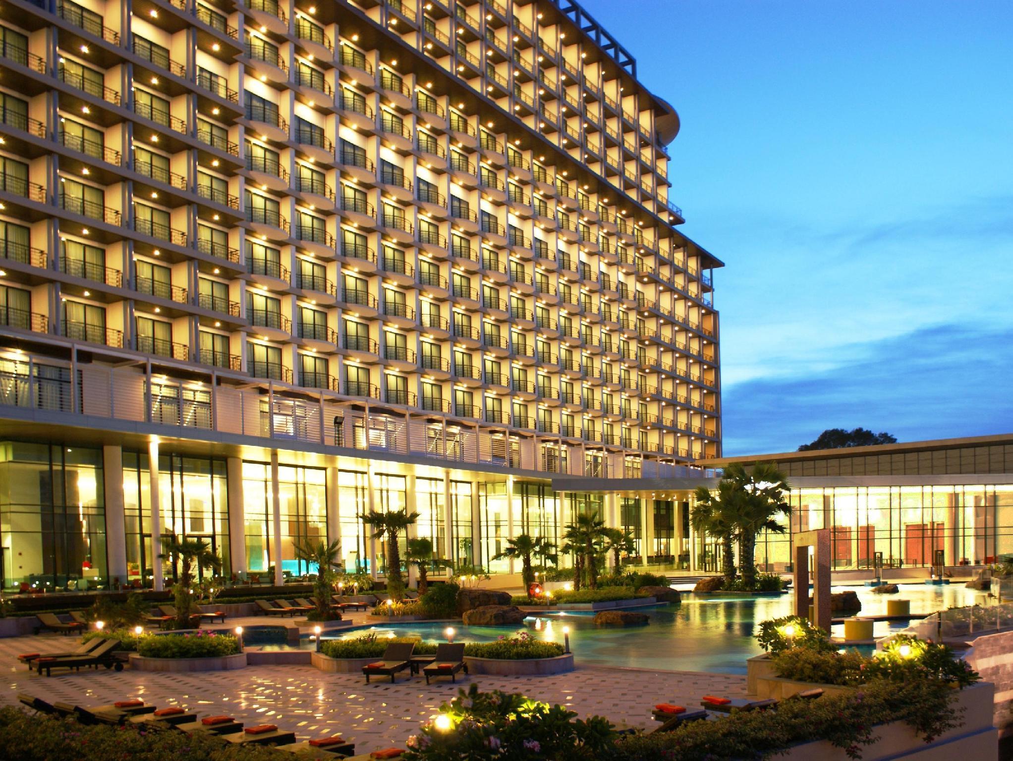 The Zign Hotel Pattaya Map