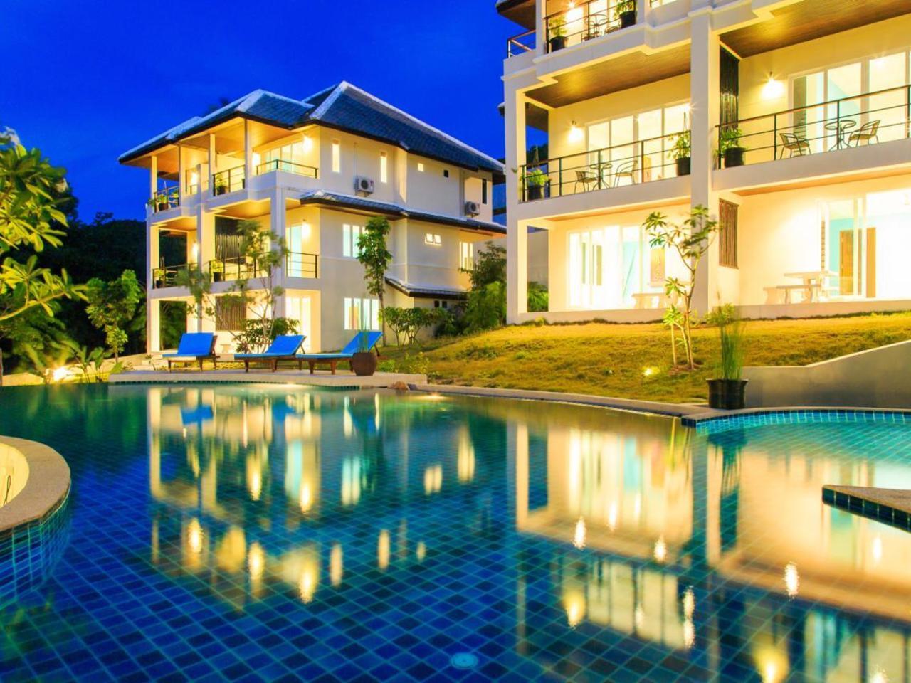 ทรอปิกา วิลลา รีสอร์ต (Tropica Villas Resort)