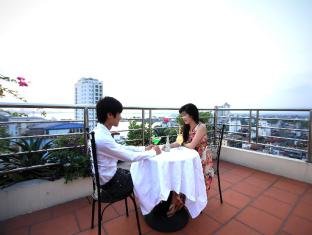 Moon View Hotel Hanoi - Coffee lounge