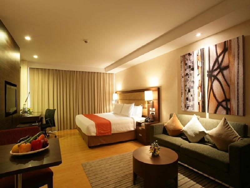 【Sukhumvit Hotel】レガシー スイーツ ホテル(Legacy Suites Hotel)