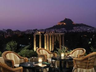 Royal Olympic Hotel Athens - Balcony/Terrace