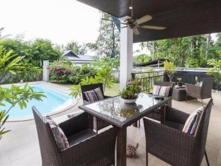 Khao Lak Private Pool Villa, Green Garden