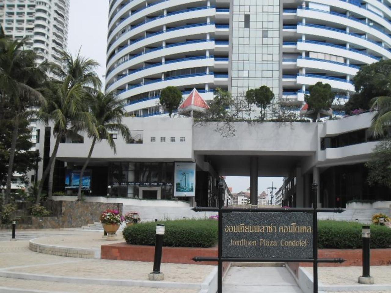 อพาร์ตเมนต์ อเล็กซ์ กรุ๊ป จอมเทียน พลาซา คอนโดเทล (Apartment Alex Group Jomtien Plaza Condotel)