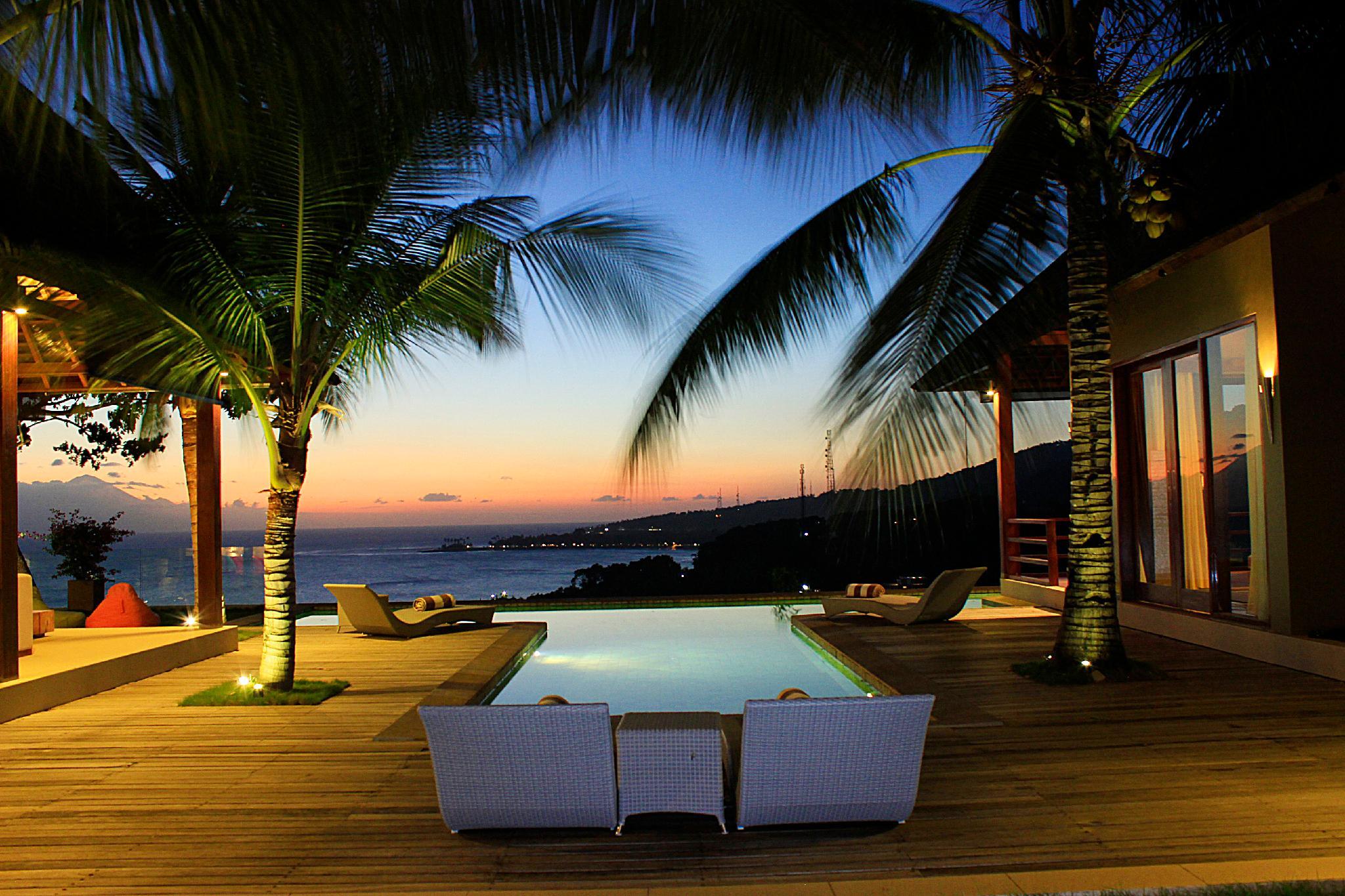 De Cliff Villa (Lombok)