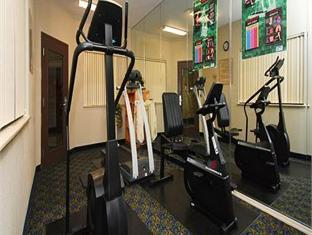 Comfort Inn & Suites Waco (TX) - Fitness Room