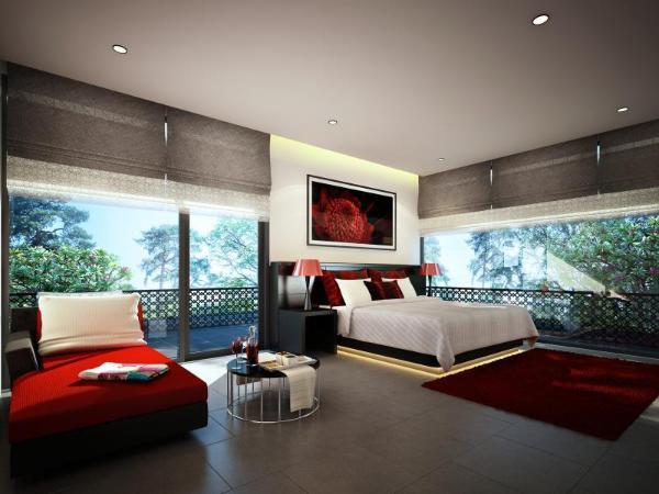 泰国普吉岛亭阁套房(The Pavilions, Suites) 泰国旅游 第2张