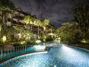 Kata Palm Resort & Spa Phuket - Hotellet indefra
