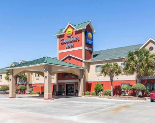 Econo Lodge Inn & Suites East Houston I-10