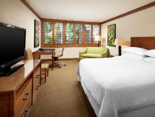 ➦  Starwood Hotels & Resorts Worldwide    (California) customer rating