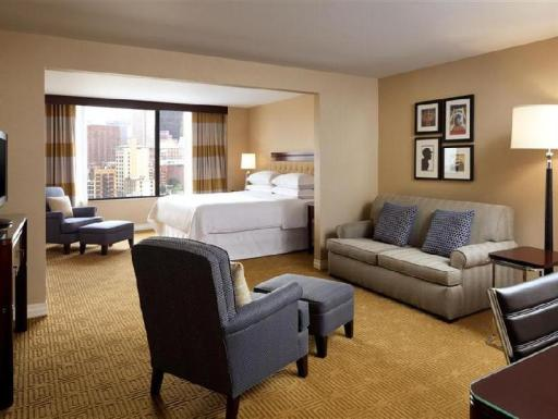 Sheraton Pittsburgh Hotel At Station Square Pennsylvania Images And Reviews Starwood Hotels