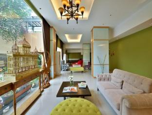 Abloom Exclusive Serviced Apartments Bangkok - Vestíbulo
