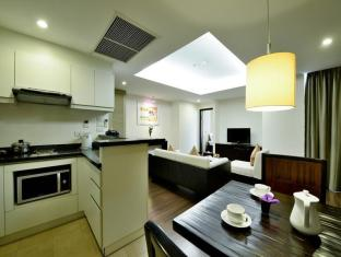 Abloom Exclusive Serviced Apartments Bangkok - 1 Bedroom Deluxe Kichenette