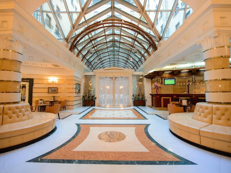Ambassador Hotel Saint Petersburg
