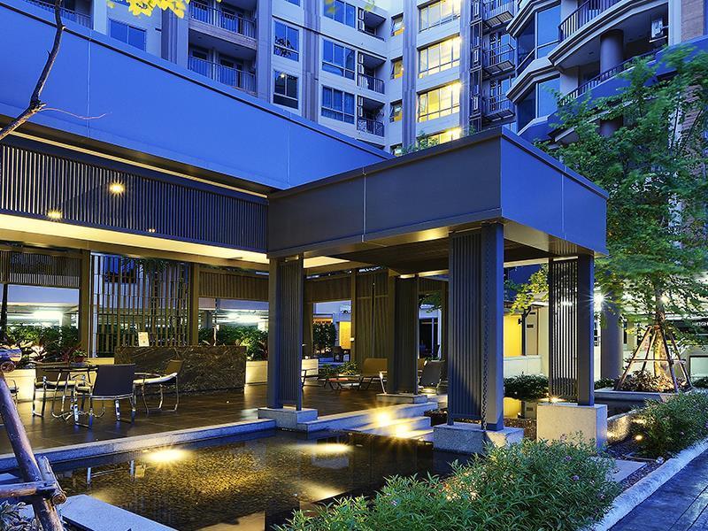 Siamese Nanglinchee Apartment