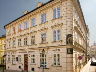 Hotel Three Storks Prague - Exterior