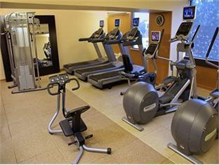 Holiday Inn Rocky Mount Hotel Rocky Mount (NC) - Fitness Room