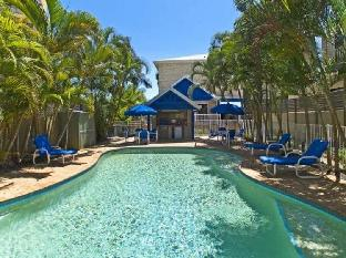 Hotell Budds Beach Apartments  i Gold Coast, Australien