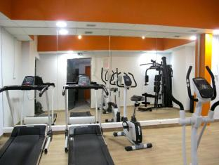 Evripides Hotel Athens - Fitness Room